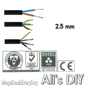 2-5-MM-PVC-Outdoor-Hi-Tuff-Cable-NYY-J-3-4-5-Core-Outside-Pond-wire-lighting