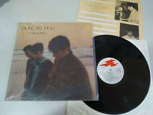 Duncan-Dhu-Canciones-1986-Gasa-LP-Vinilo-12-034-G-VG