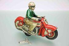 Antikes Schuco Curvo 1000 Motorrad US Zone Germany