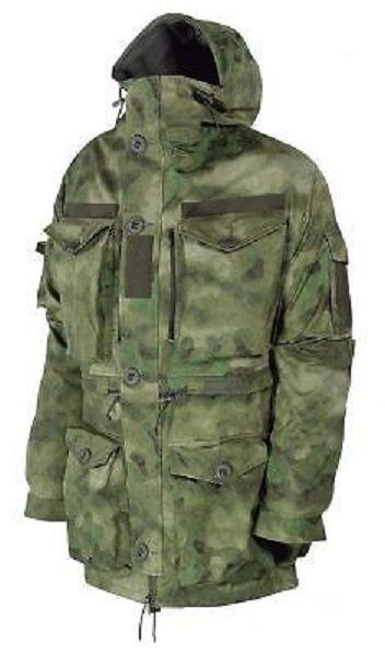 LEOPARD KÖHLER KSK WORK JACKET SMOCK jacket A-TACS FG German Army Military XXL
