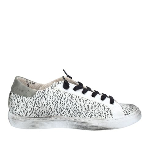 Nero Scarpe Bianco 2sta Af10 Sneakers 2star Donna XYAnqp56n