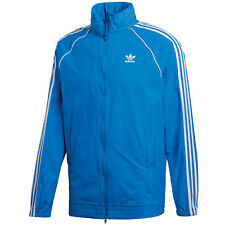 Mens Adidas Originals Superstar SST Windbreaker Hoodie Jacket Top Casual Gym Ltd