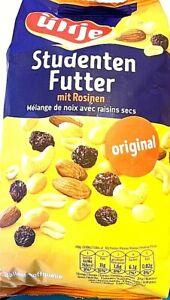 1kg-Ultje-Studenten-Futter-Rosinen-Nuesse-Cashewkerne-Mischung-Vegan-Ballaststoff