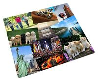 Personalised Collage 210 Piece Jigsaw Puzzle Any Images & Text - Brand New
