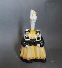 2446* J E SEVELLEC henriot quimper procession porteuse de la vierge à l'enfant