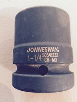 Jonnesway 1 Drive By 1 1/4 Inpack Socket (e2)
