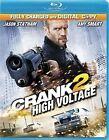Crank 2 High Voltage 0031398112693 With Joseph Julian Soria Blu-ray Region a