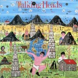 Little Creatures - Audio CD By TALKING HEADS - VERY GOOD