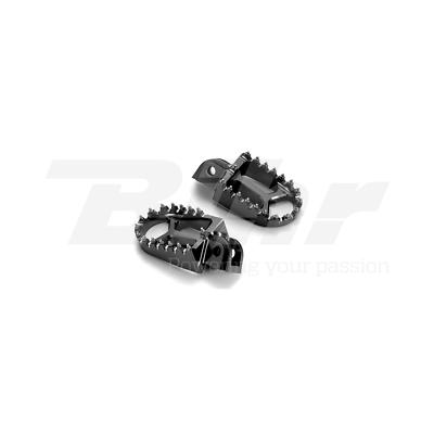 2019 Nuovo Stile 38039 Art Pedane Nere Tm Racing 450 Mx Fi 2015