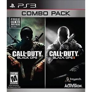 Call-Of-Duty-Black-Ops-Combo-Pack-PlayStation-3-PS3-Very-Good-5Z