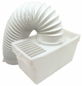 """Kit condenseur intérieure vent boîte avec tuyau pour Hoover Sèche-linge 4 /"""" 100mm"""