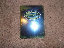 SUMMERSLAM 2008 wwe EXCLUSIVE TIN dvd BRAND NEW wrestling SHIP WORLDWIDE