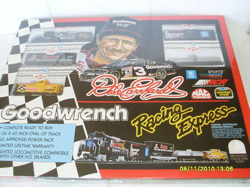 NIB BROOKFIELD GOODWRENCH DALE EARNHARDT RACING EXPRESS