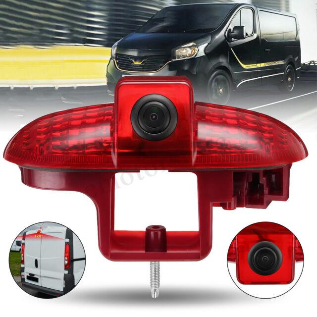 Car Integration Reversing Backup Rear View Camera Brake Light For Renault Trafic