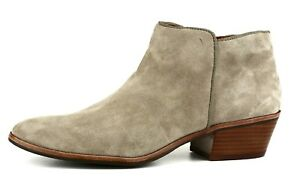 a4d45b395b246 Image is loading Sam-Edelman-Petty-Chelsea-Suede-Boot-Grey-Women-