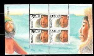 Greenland 2005 Souvenir Sheet, Sc# B30a - MNH