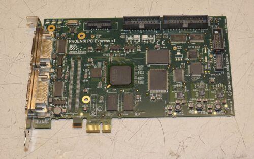 Active Silicon Phoenix PCIE AS-PHX-D48CL-PE1 Capture Card