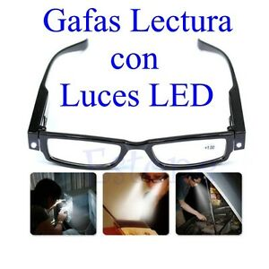 68e8ce8a91 Image is loading Multi-led -spectacular-Cute-reading-glasses-diopter-magnifier-