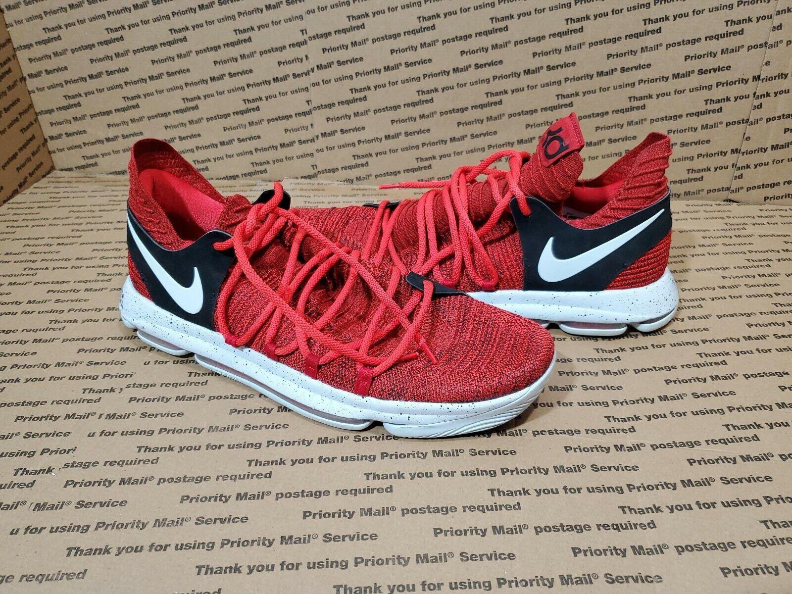 Nike Zoom Kd10 GS X Red Velvet Cupcake