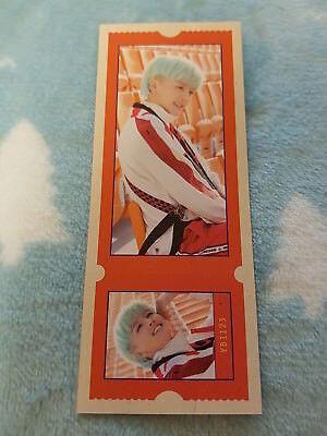 Dawon Cover Card Official K-POP 10 SF9 4th Mini Album MAMMA MIA