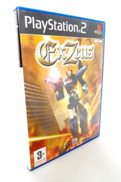 EXZEUS Sony Playstation 2 PS2 FR