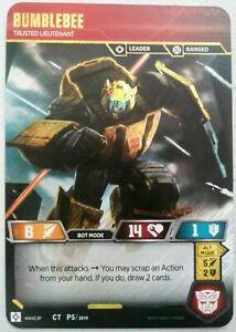 Transformers CCG//TCG OVERSIZED STORE PROMO FOIL FLAMEWAR