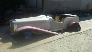 1929 Mercedes Gazelle Car Body Kit Ebay