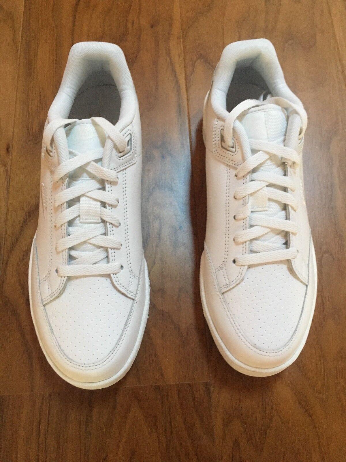 Nike Grandstand II Premium Triple blanco Special Edition Very Rare