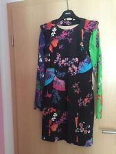 Versace for H&M Kleid Dress Seide Silk size EUR 42 US 12 UK  16