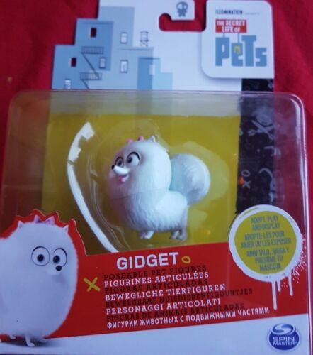 Secret Life of Pets Figurine Gidget Ripper