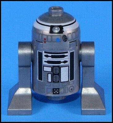 Lego Star Wars R2-Q2 ASTROMECH DROID Imperial V-Wing Pilot minifigures Lot 7915