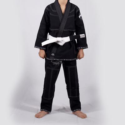 Choke/&Chill Gi Hose BJJ Brazilian Jiu-Jitsu Ju Jutsu Kimono Anzug weiß
