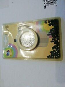 filtre +3 joints  cafetière italienne 3 tasses ELO accessoires