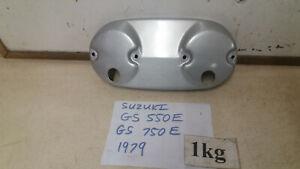 SUZUKI-GS550E-GS750E-CLASSIC-SILVER-PLASTIC-SPEEDO-REV-COUNTER-CLOCK-BACKING