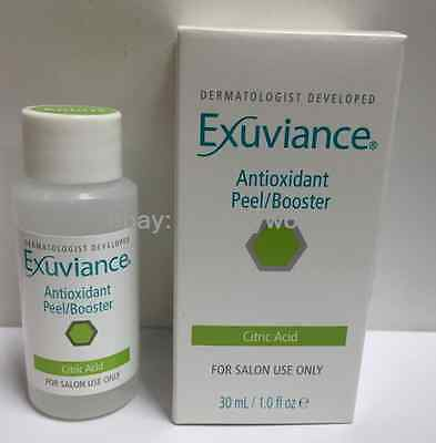 2015 New Exuviance Age Reverse Antioxidant Peel/Booster (Salon Product) 30ml #au