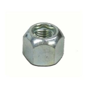3//8 CONICAL WHEEL NUTS TRAILER SPARES X 4 ITEMS