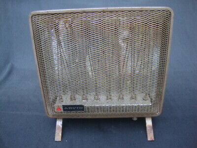 Vintage Mid Century Arvin Electric Space Heater 5918 Works