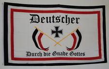 FLAGGE REICHSFLAGGE DR 1609 DEUTSCHES REICH DEUTSCHER durch d.GNADE GOTTES FAHNE