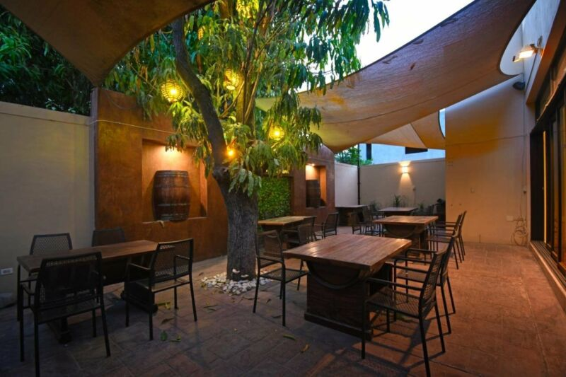 Restaurant Cava del Sur