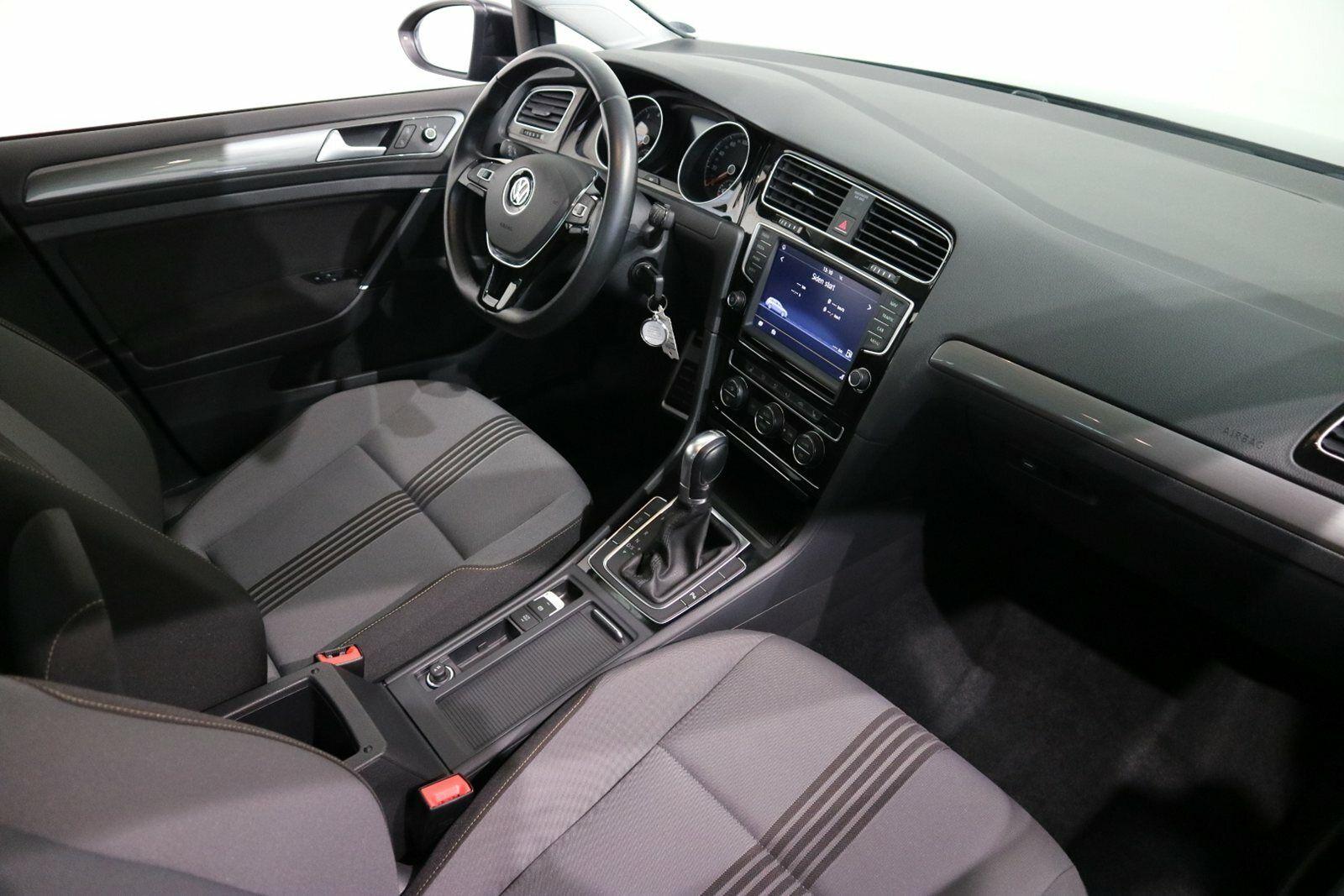 VW Golf VII 1,4 TSi 125 Allstar Variant DSG BM - billede 5