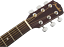 thumbnail 7 - FENDER FA-115 Acoustic Guitar Package w/Case / Strap / Picks / Strings ~ NEW Kit