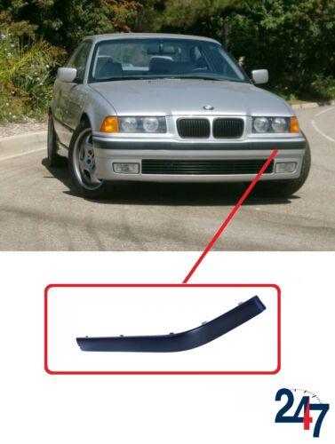 NEW BMW 3 SERIES E36 1996-1998 FRONT BUMPER LEFT N//S SIDE MOLDING TRIM
