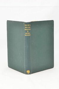 """""""The Picts and the Martyrs"""" - Arthur Ransome, hardcover, 1944 2nd Edition"""