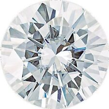 0.60CT Forever One Moissanite Loose Stone Round Cut 5.5mm