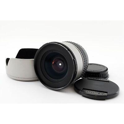 SMC PENTAX FA 24mm F/2 IF Lens For Pentax K Mount w/ Hood [EXCELLENT] #381