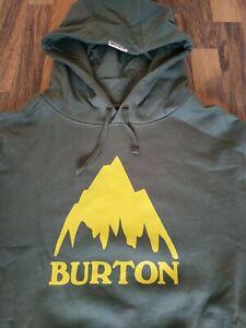 Burton-Felpa-con-Cappuccio-Taglia-S-London-B303