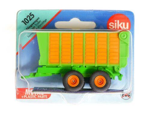 Siku 1025 Silagewagen OVP 2502
