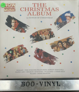 Now-That-039-s-What-I-Call-Music-The-Christmas-Album-Vinyl-LP-Record-EX-CON