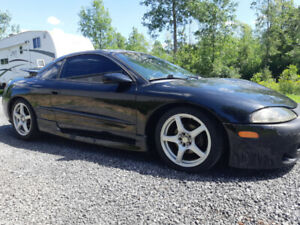 1997 Eagle Talon Tsi turbo
