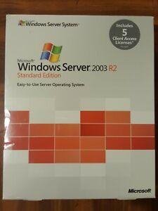 Buy Windows Server 2003 Standard R2 Cheap
